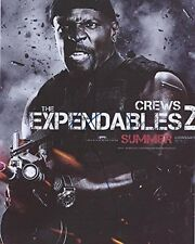 Terry Crews Signed Autographed 8x10 Photo The Expendables Actor COA VD