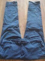 Tommy Hilfiger Print Pants Size 8 Excellent Condition