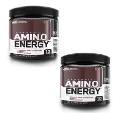 Optimum Nutrition Amino Energy Powder 180g - 20 Servings Pre-Workout Supplement