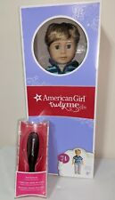 American Girl Truly Me Doll #74 Boy + BRUSH Blond Hair Blue Eyes NEW SHIPS TODAY