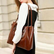 3Pcs Set Large Capacity Handbag Soft Shopping Bag Zipper Shoulder Beach Bags