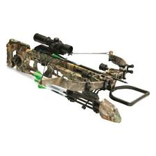 New Excalibur Assassin 400TD Crossbow Package Realtree Edge Camo Model