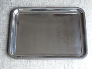 British Caledonian BCAL First Clas Metal Serving Tray by Arthur Price