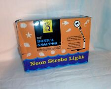 SCUBA BONICA SNAPPER Powerful Neon Underwater Slave STROBE LIGHT NEON 972