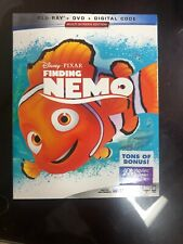 Finding Nemo [New Blu-ray] With Dvd, 3 Pack, Ac-3/Dolby Digital, Digital Copy,