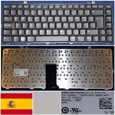 Qwerty Keyboard Spanish DELL Studio 1555 1557 D057 NSK-DC00S 0HW180 0Y552J Black