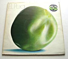 EL PEA 1971 ISLAND RECORDS SAMPLER DOUBLE LP EX/VG