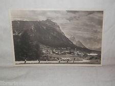 Vecchia cartolina foto d epoca di Cortina d'Ampezzo Punta Nera Antelao Dolomiti