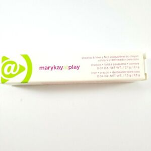 Mary Kay At Play Shadow and Liner - Mint to Be - Menthe - 084189 - New in Box