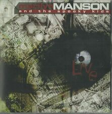 Marilyn Manson And The Spooky Kids - Live ( CD 2003 )   NEW