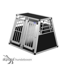 N15 Dog Transporting Box Gitterbox Aluminium Hundebox Alubox Autobox