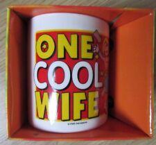 One Cool wife mug PMS international new gift boxed