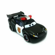 Disney Pixar Cars Police Lightning McQueen Diecast Toy Model Car Boy Gift