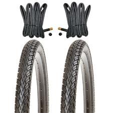 2x Fahrradreifen KUJO 20 Zoll Reifen 20x1.75 47-406 inkl. 2x Schlauch mit AV