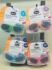 Occhiali da sole Chicco per Bimbi colori Fluo Collezione 2017 - Farmacia Succi Verde 0m