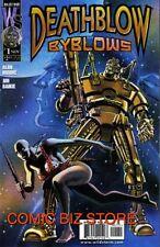 DEATHBLOW: BYBLOWS #1 (1999) WILDSTORM COMICS