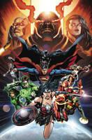 Justice League HC Vol 8 Darkseid War Part 2, Johns, Geoff, Excellent