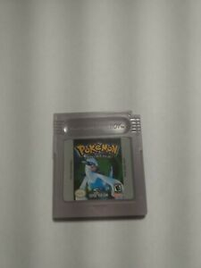 Pokemon Silver Version Nintendo Game Boy - Tested Saves Mint Condition