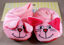 Chatties Toddlers Slippers Girls House Shoes New With Tags Size : S, M, L, XL