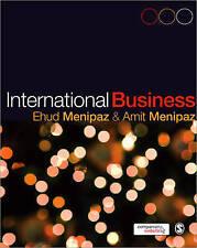International Business by Menipaz, Menipaz (2011)