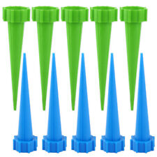 60/72pcs Garden Plant Automatic Self Watering Spikes Stakes Valve Waterer Device