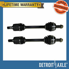 1990-1993 Honda Accord Front Left & Right CV Axles - Non-ABS Manual Trans