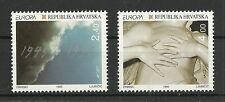 CEPT 1995/ Kroatien MiNr 319/20 **