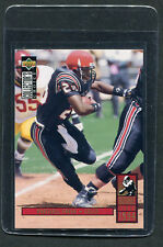 1994 Collectors Choice Marshall Faulk RC #14 Nm/mt