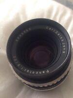 Carl Zeiss Jena Pancolar 50mm f1.8 Lens - M42 Screw Mount