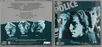 The Police  - Reggatta de Blanc CD EARLY WEST GERMANY PRESS CD 4792