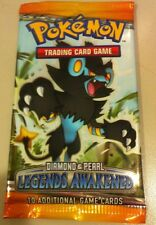 Pokemon Diamond & Pearl DP Legends Awakened Booster Pack Ultra Rare Out Of Print