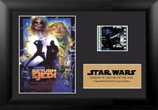 Film Cell Genuine 35mm Framed Mattd Star Wars Episode IV Return of the Jedi 2406