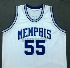 Lorenzen Wright Memphis Tigers White College Jersey Gift Any Size