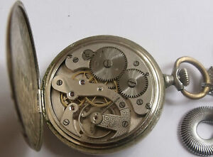 "VERY RARE  ""CYMA-STANDART"" SWISS POCKET WATCH"