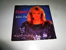 "CORRY - Iedere Dag - 1988 Dutch 2-track 7"" Juke Box Single"