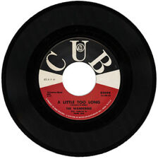 """The Wanderers """"a little too long C/W I 'LL NEVER Smile Again"""" Northern Soul"""