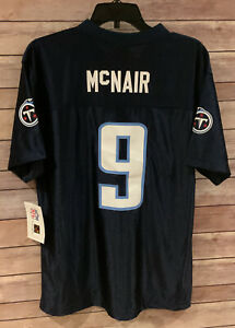 Steve McNair Tennessee Titans NFL Football Youth Jersey XL 18-20