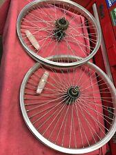 Old School Bmx Dyno Zone Rims Wheels Set Original