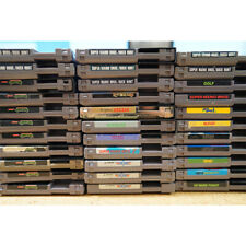 Lot of 33 Nintendo (NES) games - Free Shipping