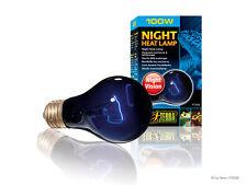 Exo Terra Mondlichtlampe / Nachtlich Beleuchtung Night Heat Lamp - Watt: 100w