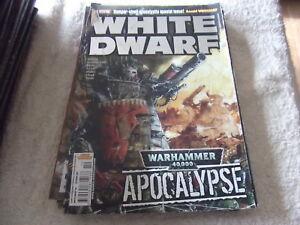 GAMES WORKSHOP WHITE DWARF MAGAZINE No 334