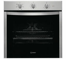 New INDESIT Aria DFW 5530 IX Electric Oven - Stainless Steel