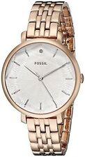 Fossil Women's Incandesa Three-Hand Stainless Steel Watch Rose Gold-Tone ES3860