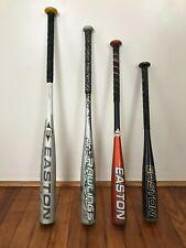 Little League Aluminim Baseball Bats Lot of 4