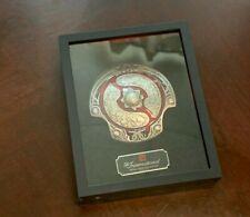 Dota 2 2016 Aegis Of Champions  International Championships Medal