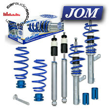 VW GOLF MK 5 V  2.0T 2.0TDi DSG 3.2 R32 JOM Coilovers Kit 741038