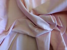"""FABRIC FINDERS PINK MICRO-STRIPE COTTON-58""""W- BY THE YARD"""