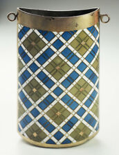 Antique Georg Adam Scheid enamel silver holder case snuff box ? Austria