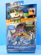 """Ben 10 Ultimate Alien Ben and Vilgax Action figures New 4"""""""