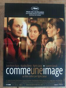Poster As A Picture Agnes Jaoui Jean-Pierre Bacri 40x60cm